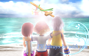 [KH] I'll always be with you by Eletronik
