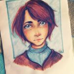 Arya Stark by pokings