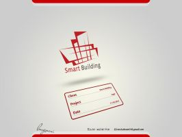 Smart Building Logo by LMA-Design