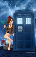 Dr. Who? Wha...? by dsoloud