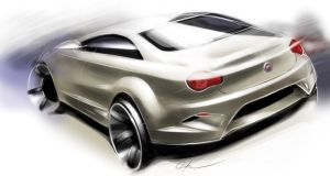 new Fiat marea by ChrysRoos