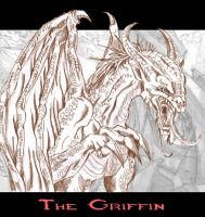The Griffin Dragon by victortky