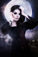 Moonlight Witch by NuclearOctober