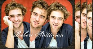 Robert Pattinson by cruel-distortion