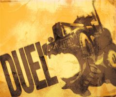 DUEL - 1971 by Ger1co