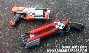 Borderlands 2 Props - Torgue Style by JohnsonArms
