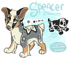 Spencer Revamp by xWolfPrincex