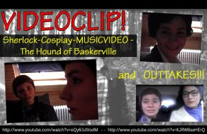 VIDEOCLIP - MUSICVIDEO - The Hound of Baskerville by XxGogetaCatxX