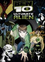 Ben 10 Ultimate Alien Poster 2 by derianl