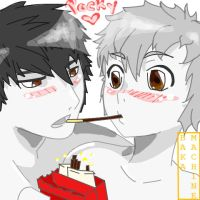Share Your Pocky! by BakaMACHINE