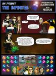 THE INFINITES: Strip 31 by Nesshead