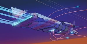 light cruiser by entroz