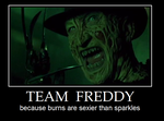 Team Freddy by SlaveWolfy
