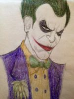 The Joker by julianDB92