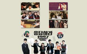 Reply 1997 Wallpaper by KpopGurl