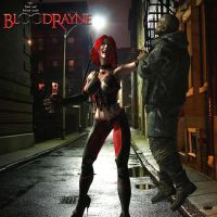 BloodRayne Alley by newhere