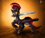 Dark Pony by Evil-Rick