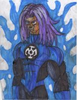 Another Blue Lantern Trunks by ChahlesXavier
