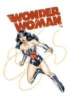 Wonder Woman New 52 by xmed