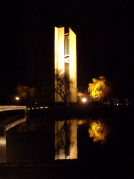 Canberra by Night I by Linni1326