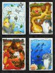 Four Elements - ACEO by Merinid-DE