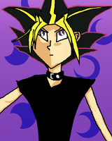 Yami Yugi Gift For AndrewGeorge1991 by The-Lost-Hope
