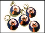Deal with it Keychain by Club-of-the-Satyrs