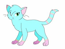 Gumball kitty 8 by tigerbabes1029