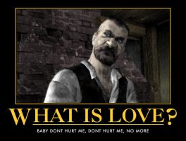 ganados, what is love? by krage-of-the-sting
