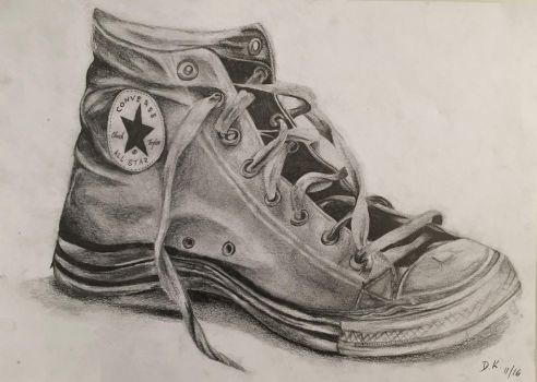 Converse Chuck Taylor All Star by Nojeden