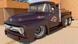 1956 Ford F100 by SamCurry