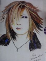 Uruha The Gazette by KaguraMatsumoto