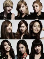 SNSD Freestyle PNG Pack by Kpopified
