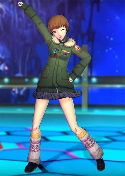 Chie Satonaka (Midwinter Yaso) by Sticklove