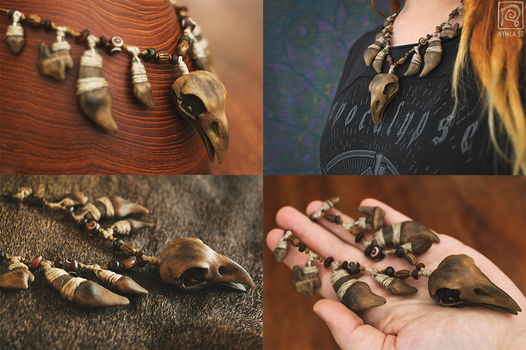 Witchs Necklace by Nymla