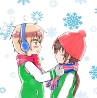 [APH] Warm Winter by Jenykhuong