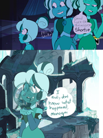 Don't Ever Call Her Like That by leo0125