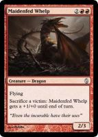 Maidenfed Whelp by theUNDEADSHARK