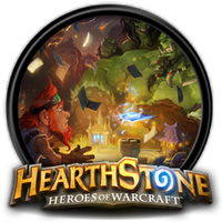 HearthStone: Heroes of WarCraft - Icon by Blagoicons