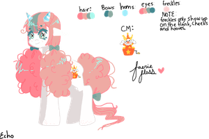 .: Pony adoptable auction: Faerie Floss :. SOLD by baejaminfranklin
