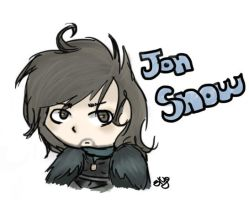 Jon Snow: Game Of Thrones! (READ DESCRIPTION!!!) by ThisIsMyDerpiverse