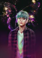 Chaos Theory (Suga) by ohsh