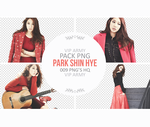 Pack png render: Park Shin Hye | Actress #02 by VipArmy
