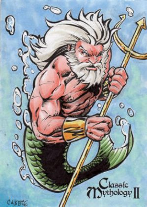 Poseidon - Chris Bradberry