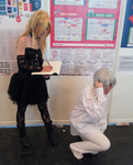 Cosplay - Near and Misa by YamiCecile