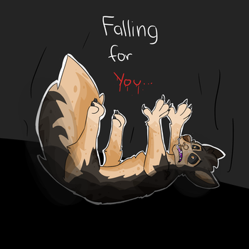 Falling for you by Undead-Dj