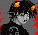 Karkat Vantas by popqueen54321