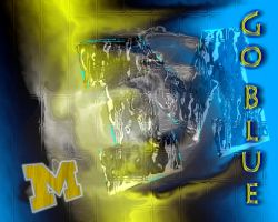 MGoBlue Wallpaper by jdubs