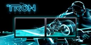 Tron Legacy Light Cycle by blackbeast