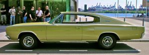 Dodge Charger 1966-2 by cmdpirxII